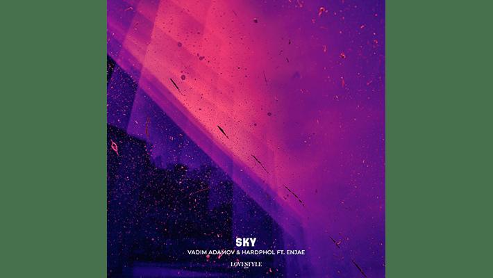 Vadim Adamov & Hardphol ft. Enjae - Sky